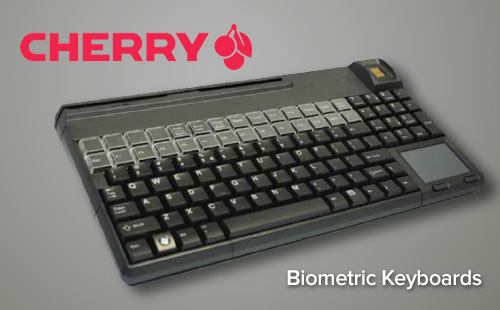 Cherry Biometric Keyboards
