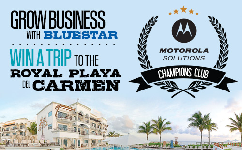 Motorola Solutions Champions Club