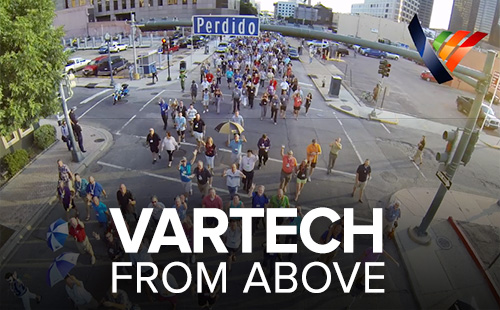 VARTECH From Above graphic